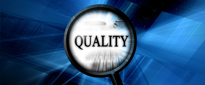 A COMMITMENT TO QUALITY